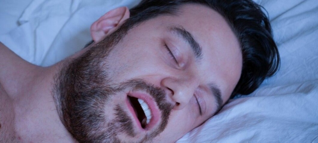Snoring prevents the body from repairing damage to the pharynx
