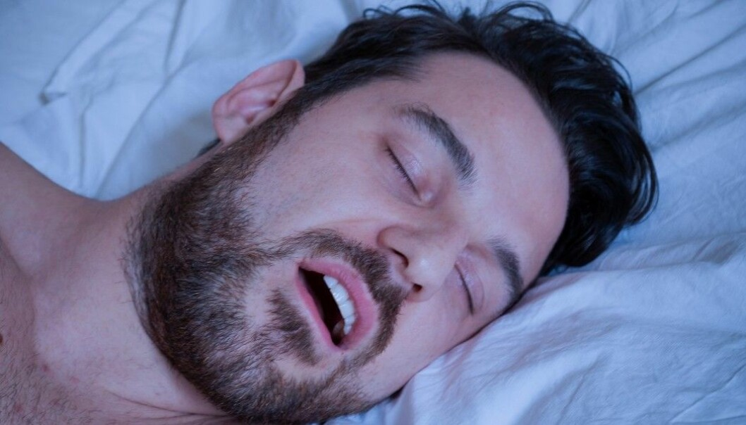 A new study shows that snoring can trigger a vicious cycle. (Illustrative photo: tommaso79, Shutterstock, NTB scanpix)