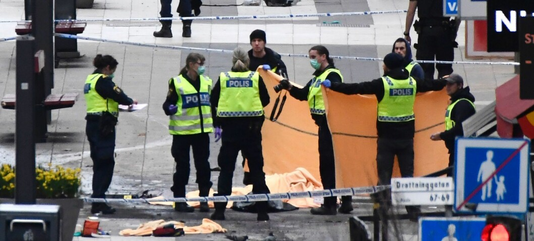 What the Swedes learned from the terrorist attack in Stockholm