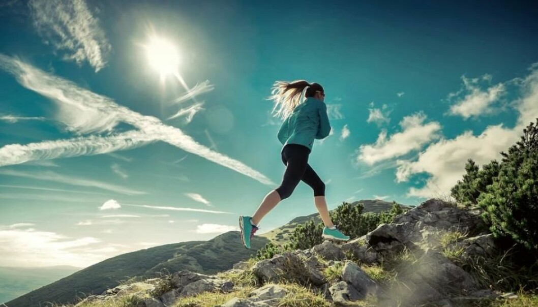 Exercise seems to have an effect on cancer, no matter if you hike in the mountains, work our in the gym or clean your house. (Photo: Shutterstock)