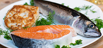 Mat og helse - fisk
