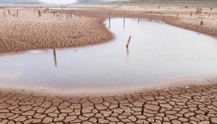 Is the world going to run out of water?