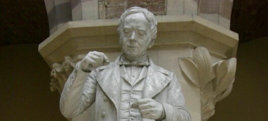 H. C. Ørsted discovered aluminium, but he did not take his discovery seriously