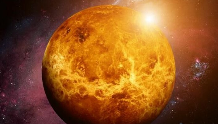 Venus has no moon, yet this moon was discovered in the 1700s