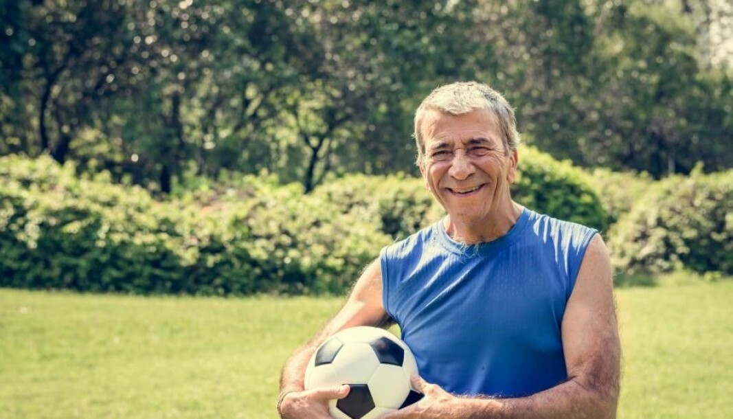 The researchers are not able to conclude that there is a direct causal link between football training and younger cells – that will need to be the subject of further research.