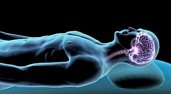 Water channels in the brain can determine how deeply you sleep