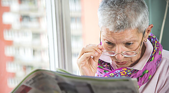 Problems with vision after a stroke often overlooked
