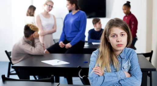 Shattering the myth that nice and quiet teenagers pose a danger sign