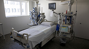 Risk of running out of ventilators for COVID-19 patients in Norway significantly reduced