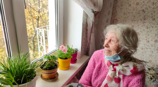 Elderly patients in institutional care in Norway pleased with how society has tried to protect them against COVID-19