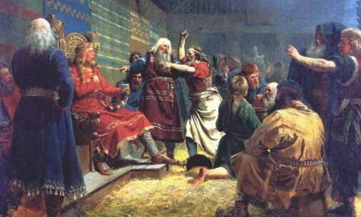 Here's how Vikings celebrated Christmas