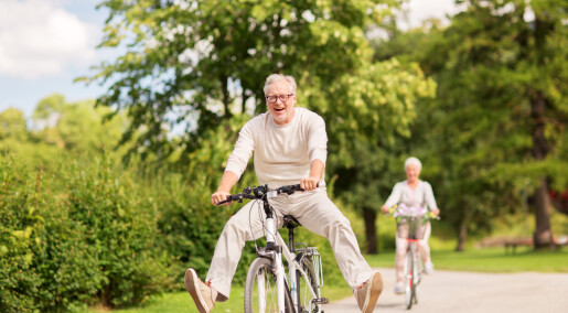 Norwegians get happier as they age, but the richest 25 per cent of the population is still the happiest