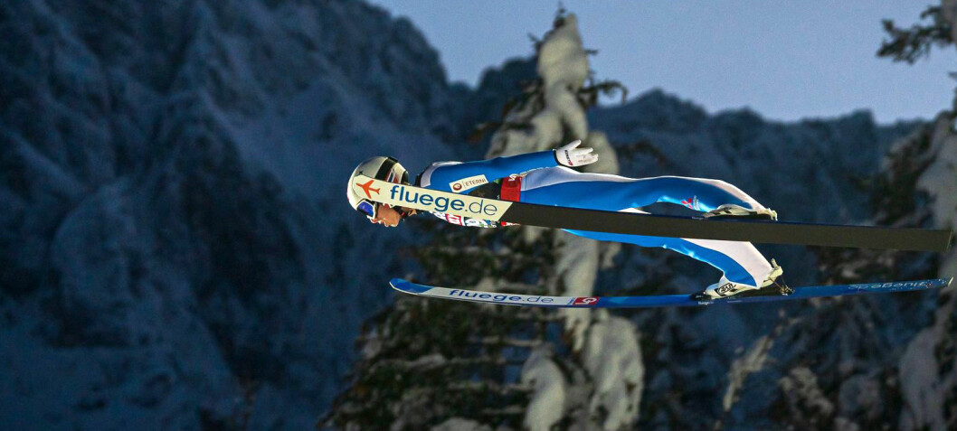 Ski jumping judges favour contestants from their own nations