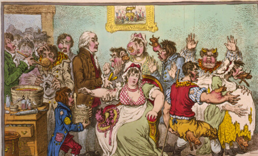 Vaccine resistance is nothing new. What can we learn from sceptics of the past?