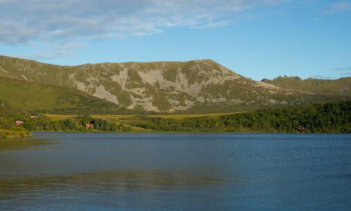 Ice Age algae bloom on Andøya