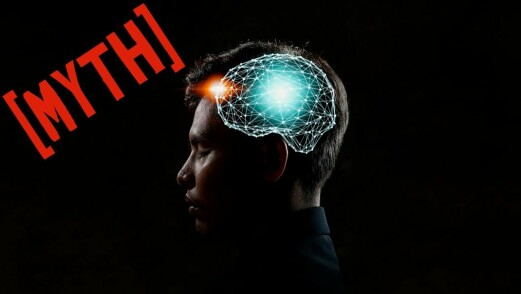 Myth: We only use 10 percent of our brain