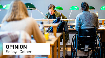 A two-censor-system will be a disappointing setback for higher education in Norway