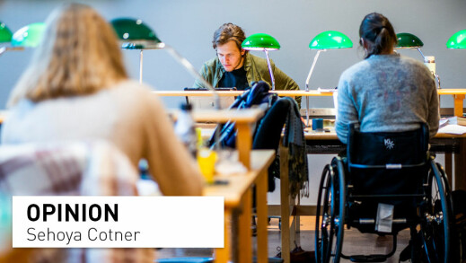 A two-sensor-system will be a disappointing setback for higher education in Norway