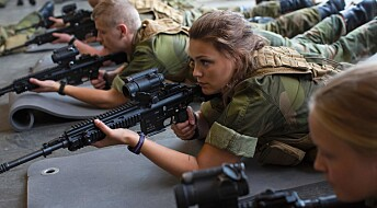 Researchers conducted a gender equality experiment on 500 recruits