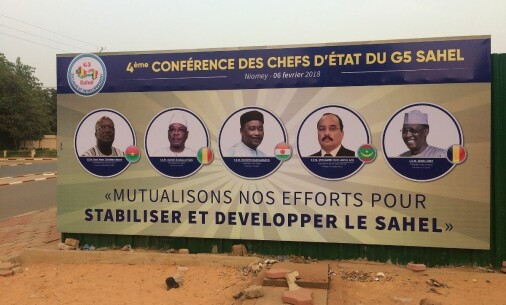 'Live by the Sword…' The Death of Chad's President and the Future of Security in the Sahel