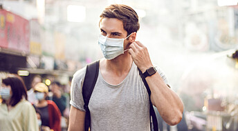 Researchers detected coronavirus in the air four meters away from infected persons