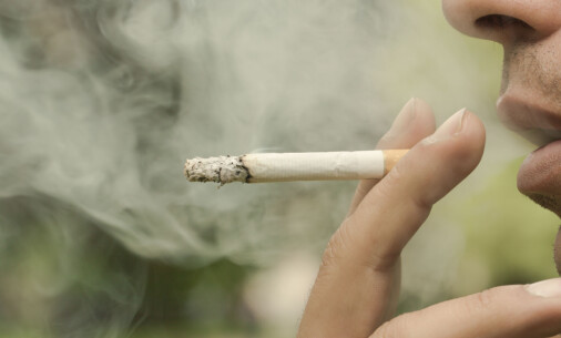 Remaining smokers in Norway don't really want to quit