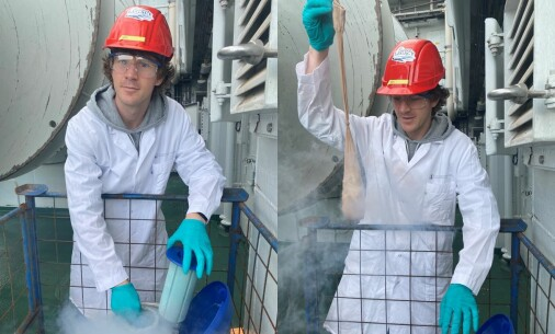 From your home to the lab: Household items in the life of a marine scientist