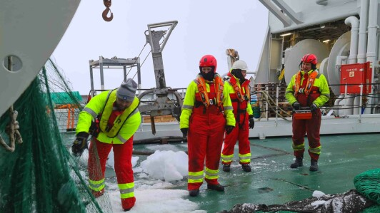 The Central Arctic Ocean: No longer the once forgotten no man's land
